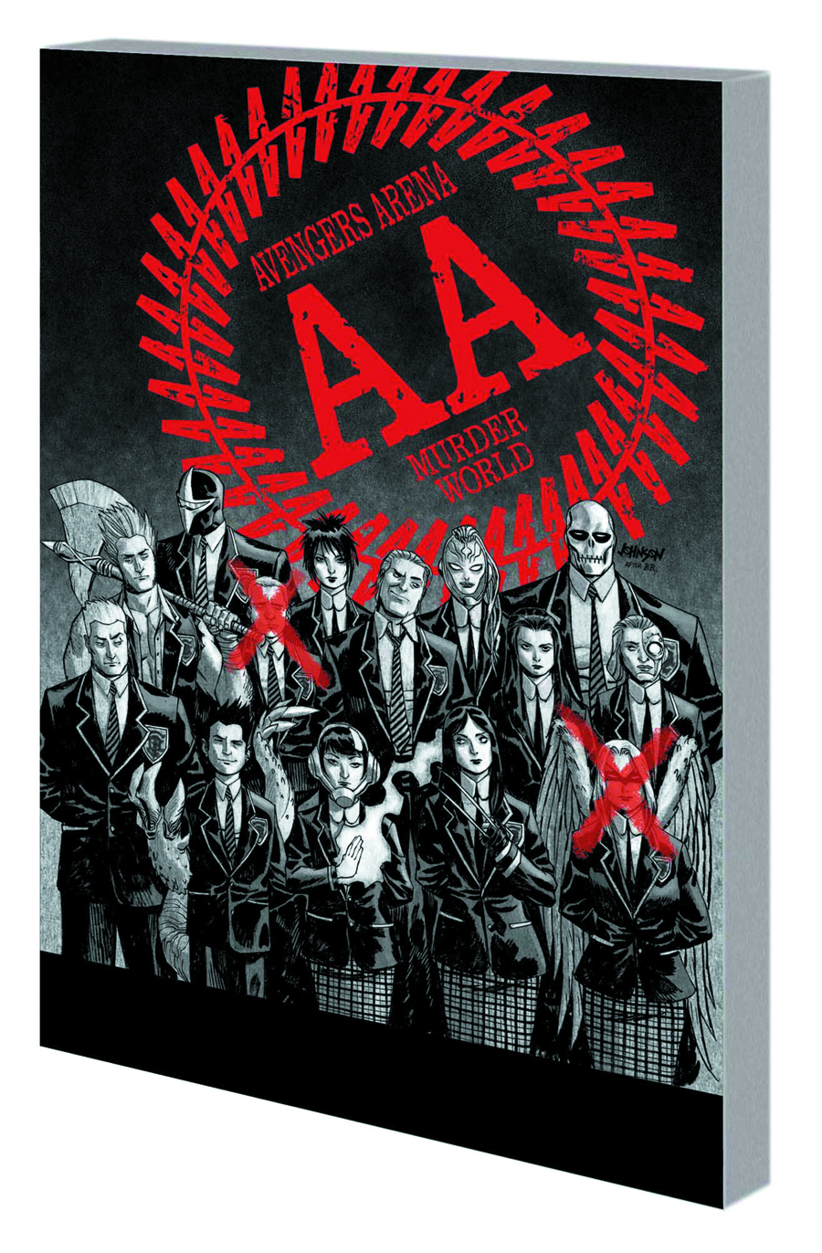 AVENGERS ARENA TP VOL 01 KILL OR DIE TP NOW