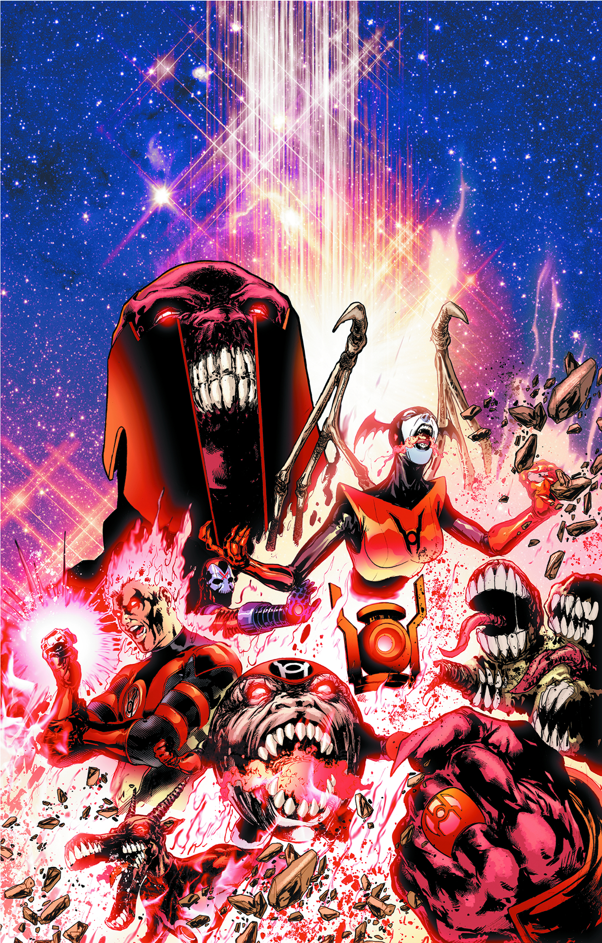 RED LANTERNS #20 (WRATH)