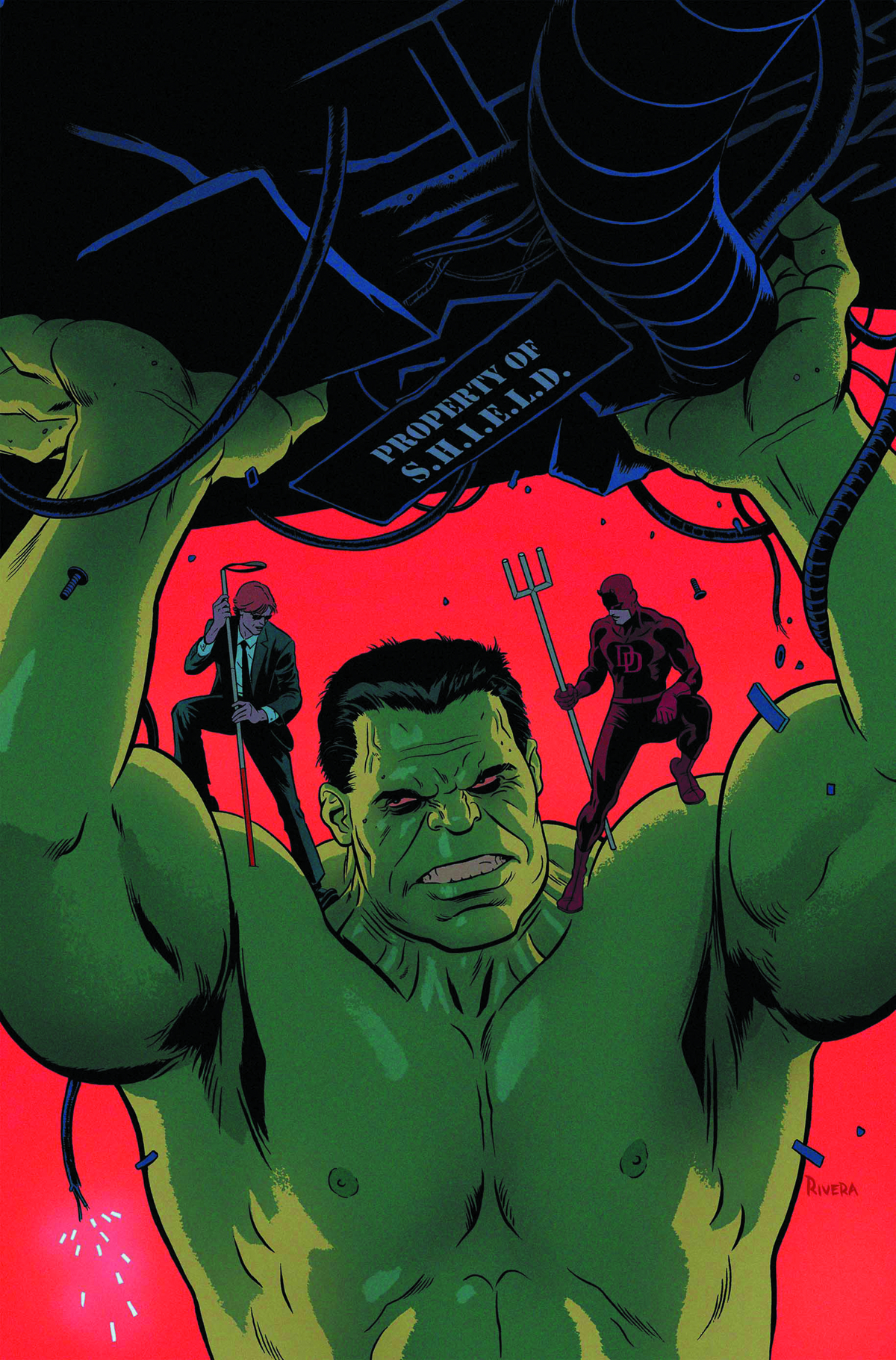 INDESTRUCTIBLE HULK #9 NOW