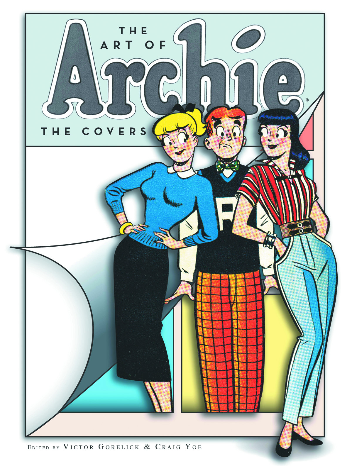 ART OF ARCHIE COVERS HC