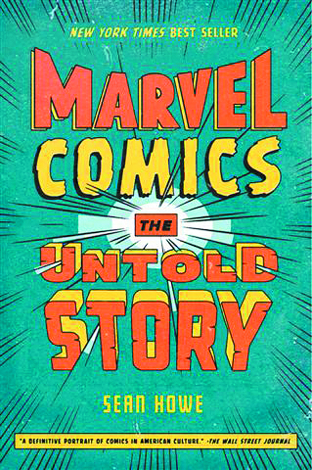 (USE OCT188716) MARVEL COMICS THE UNTOLD STORY SC