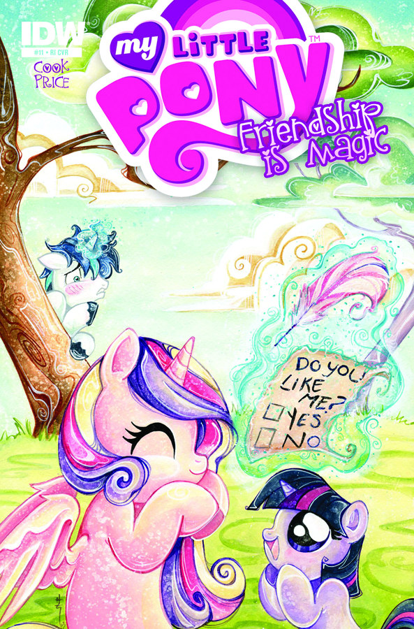 MY LITTLE PONY FRIENDSHIP IS MAGIC #11