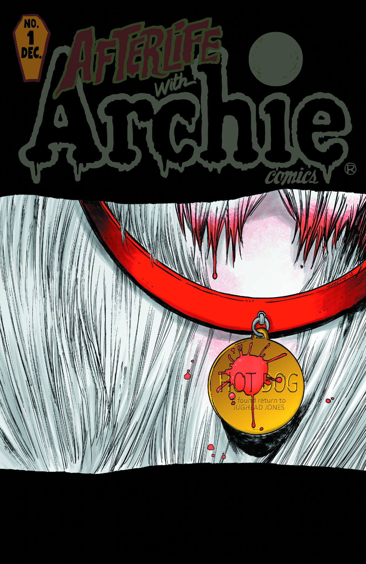 AFTERLIFE WITH ARCHIE #1 SEELEY VAR CVR