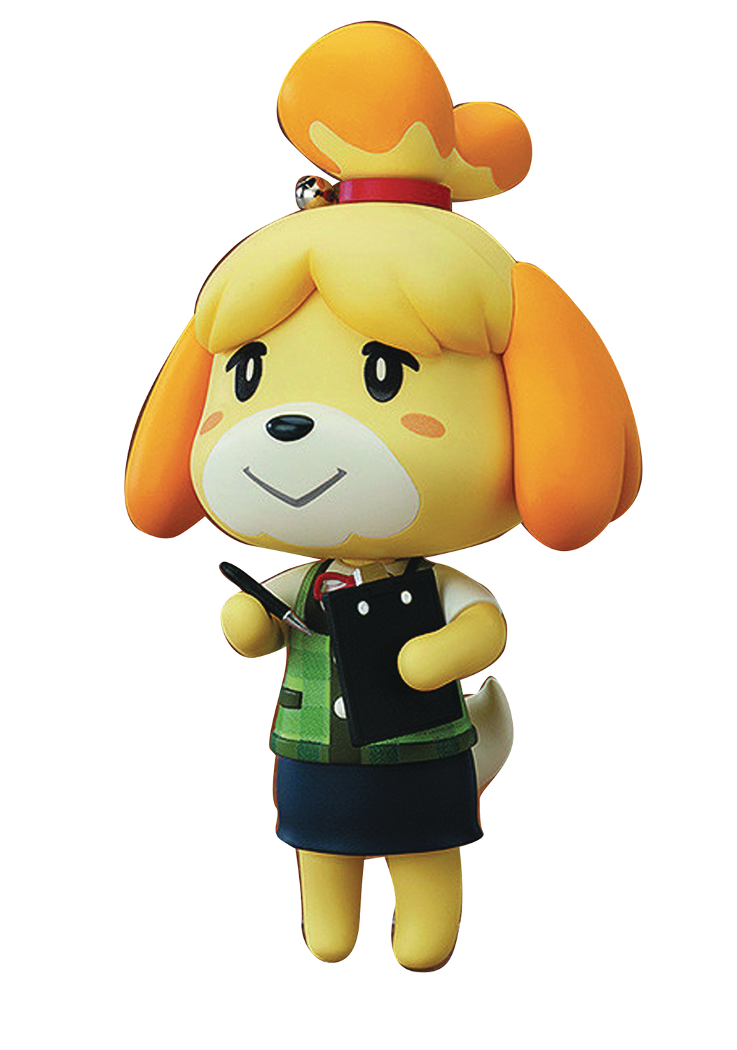 ANIMAL CROSSING NEW LEAF SHIZUE ISABELLE NENDOROID