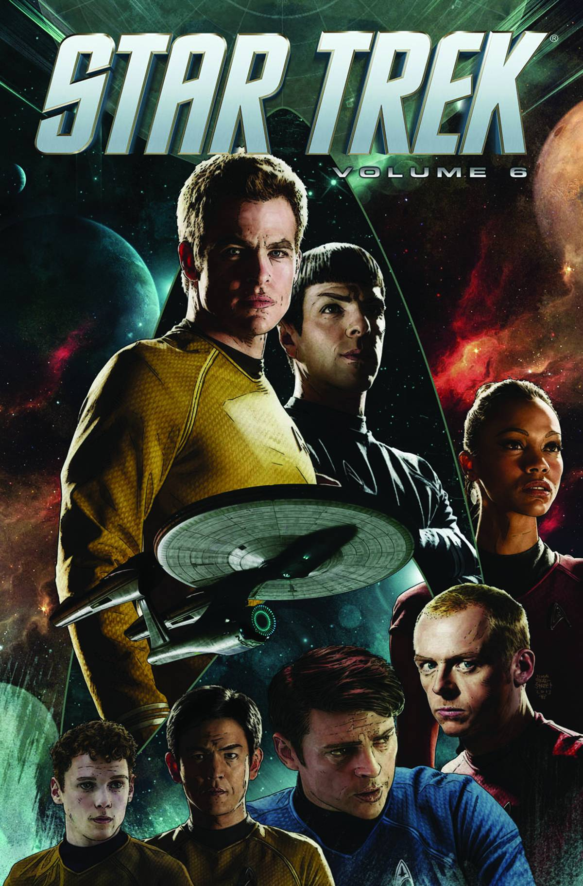 STAR TREK ONGOING TP VOL 06 AFTER DARKNESS