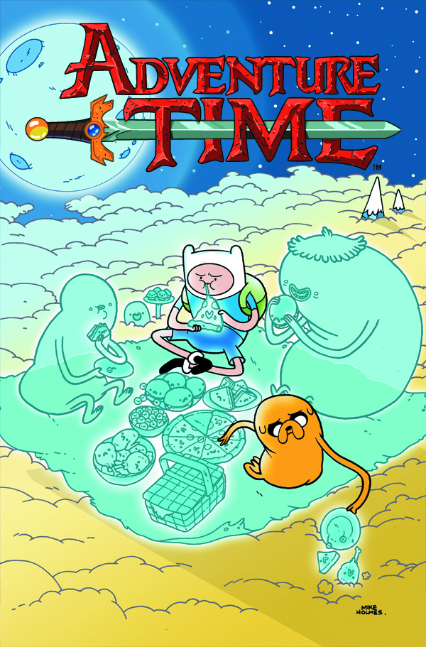 ADVENTURE TIME #22 MAIN CVRS