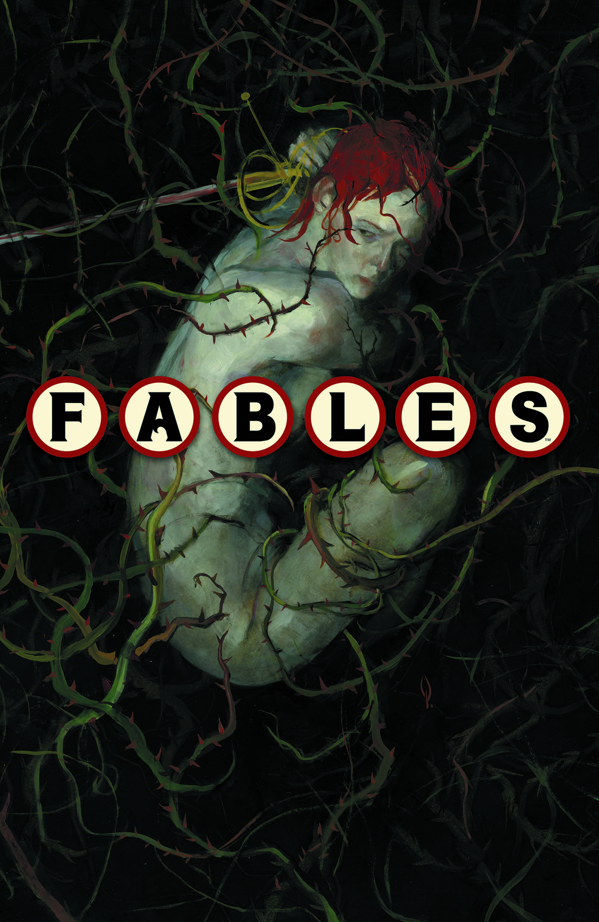 FABLES #137 (MR)