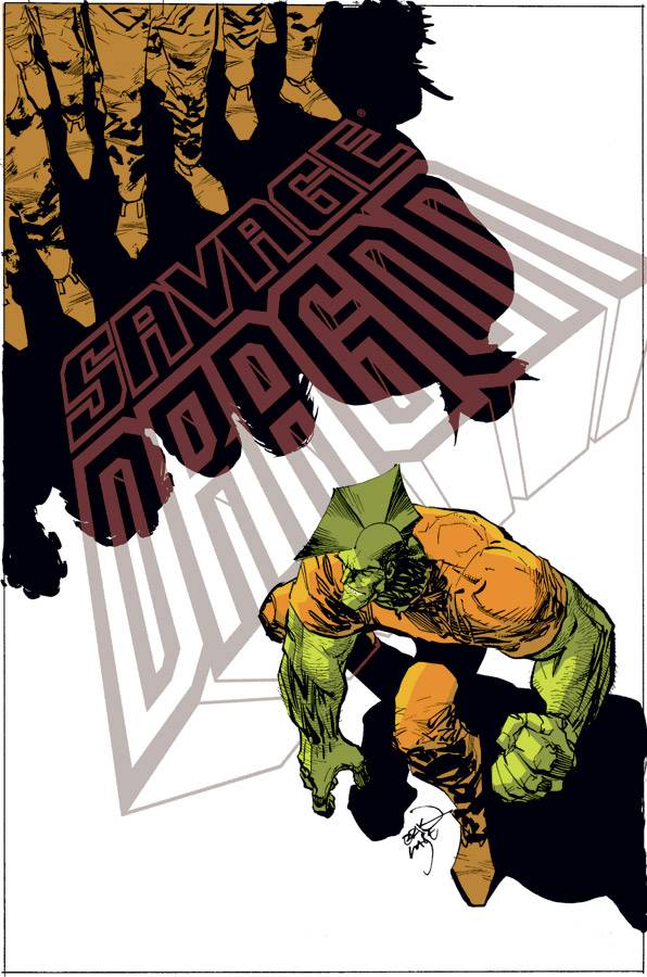 SAVAGE DRAGON THE END TP