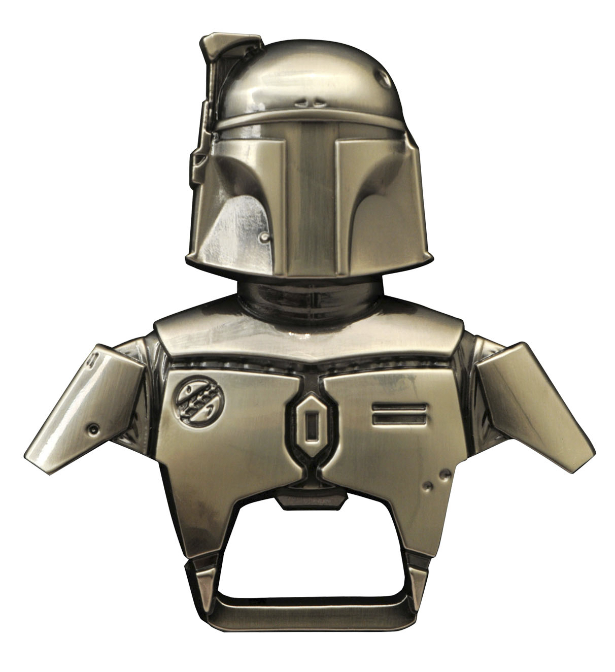 SW BOBA FETT BOTTLE OPENER