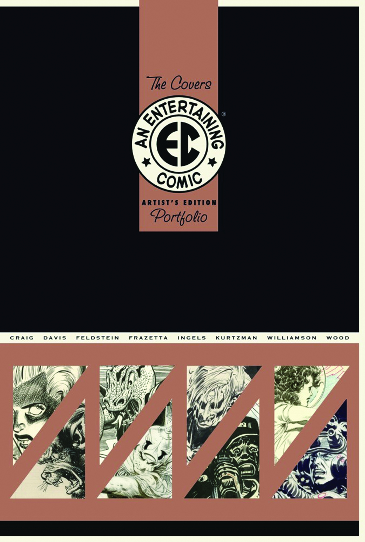 BEST OF EC COVERS ARTIST ED PORTFOLIO  (PP #1103)