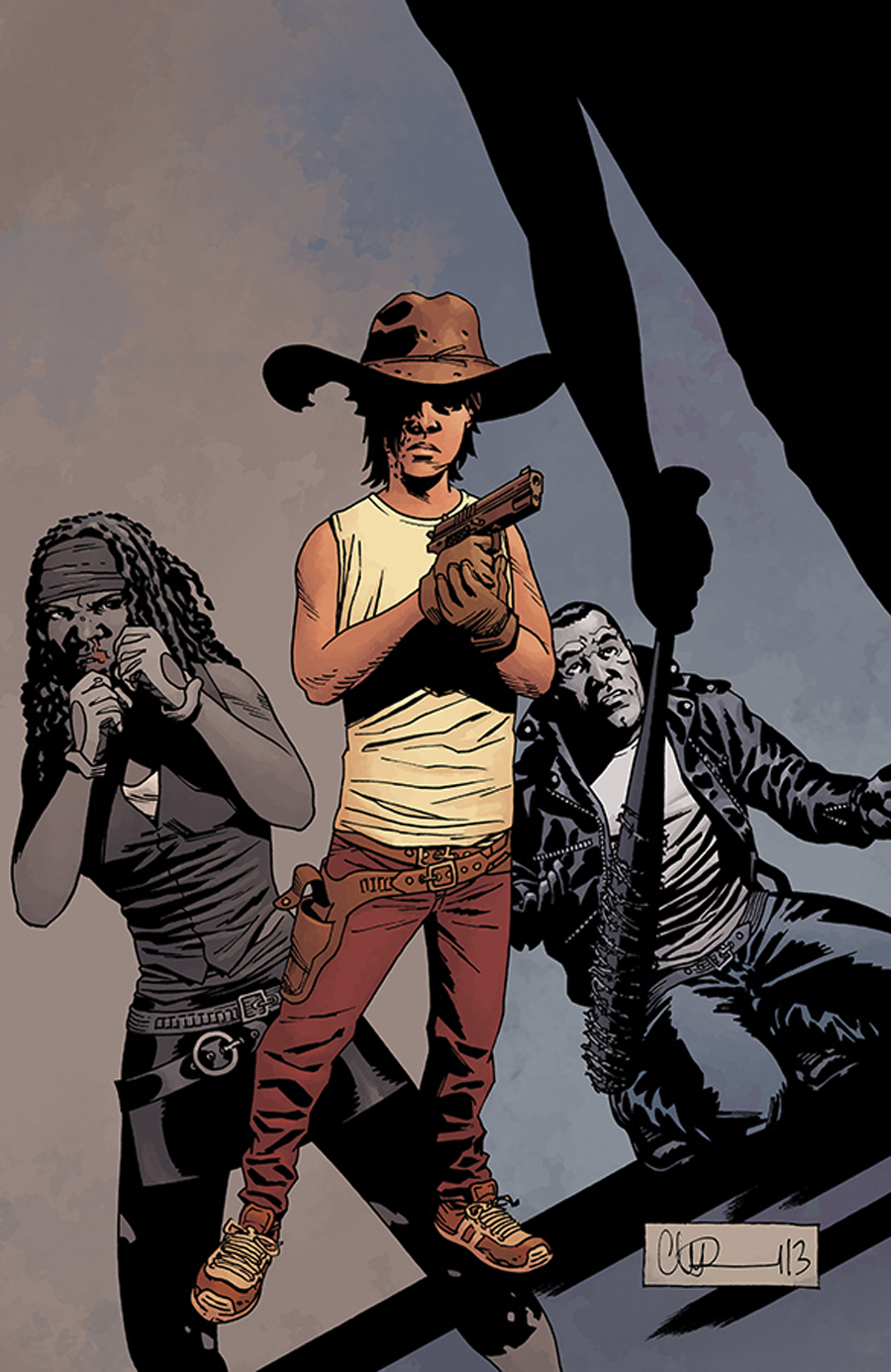 WALKING DEAD #126 (MR)