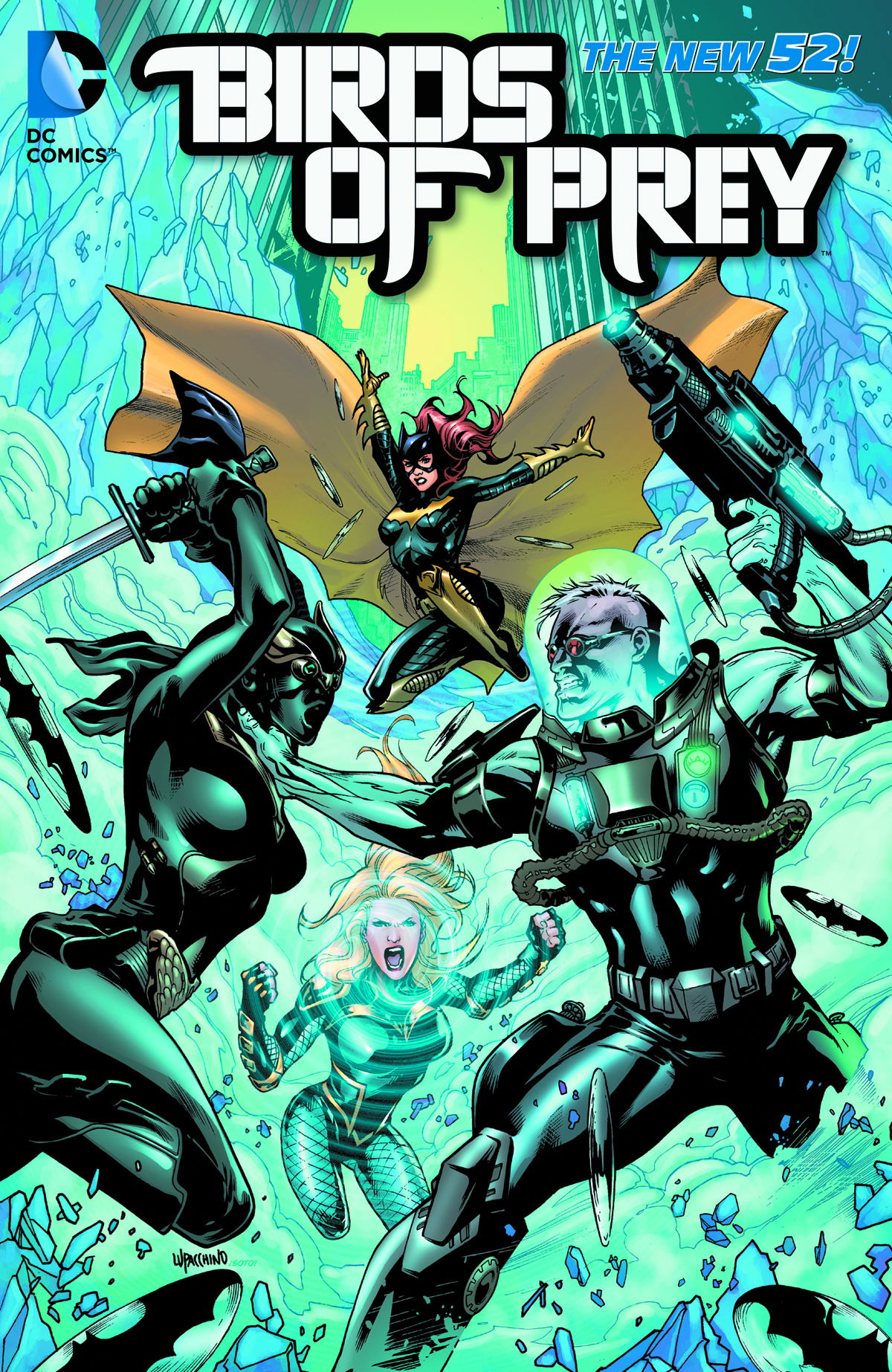 BIRDS OF PREY TP VOL 04 THE CRUELEST CUT (N52)