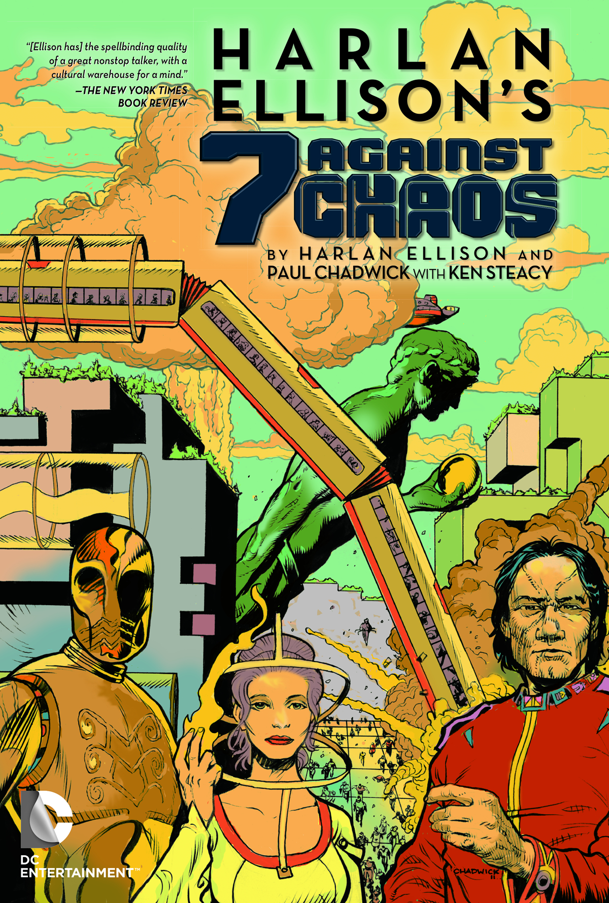 HARLAN ELLISONS 7 AGAINST CHAOS TP
