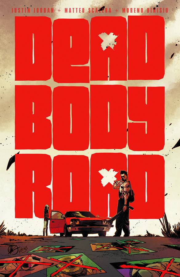 DEAD BODY ROAD TP VOL 01 (MR)