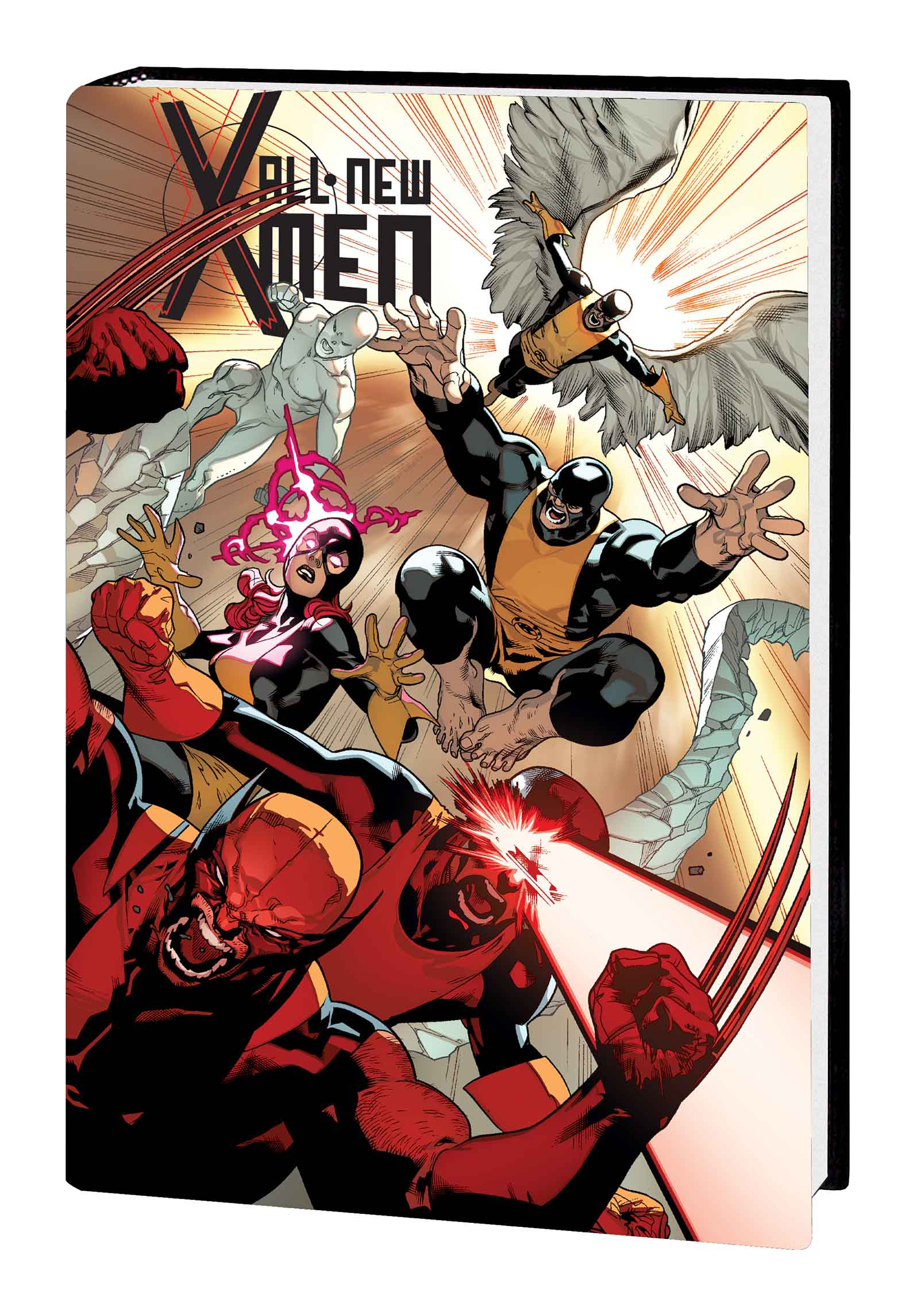 ALL NEW X-MEN HC VOL 01