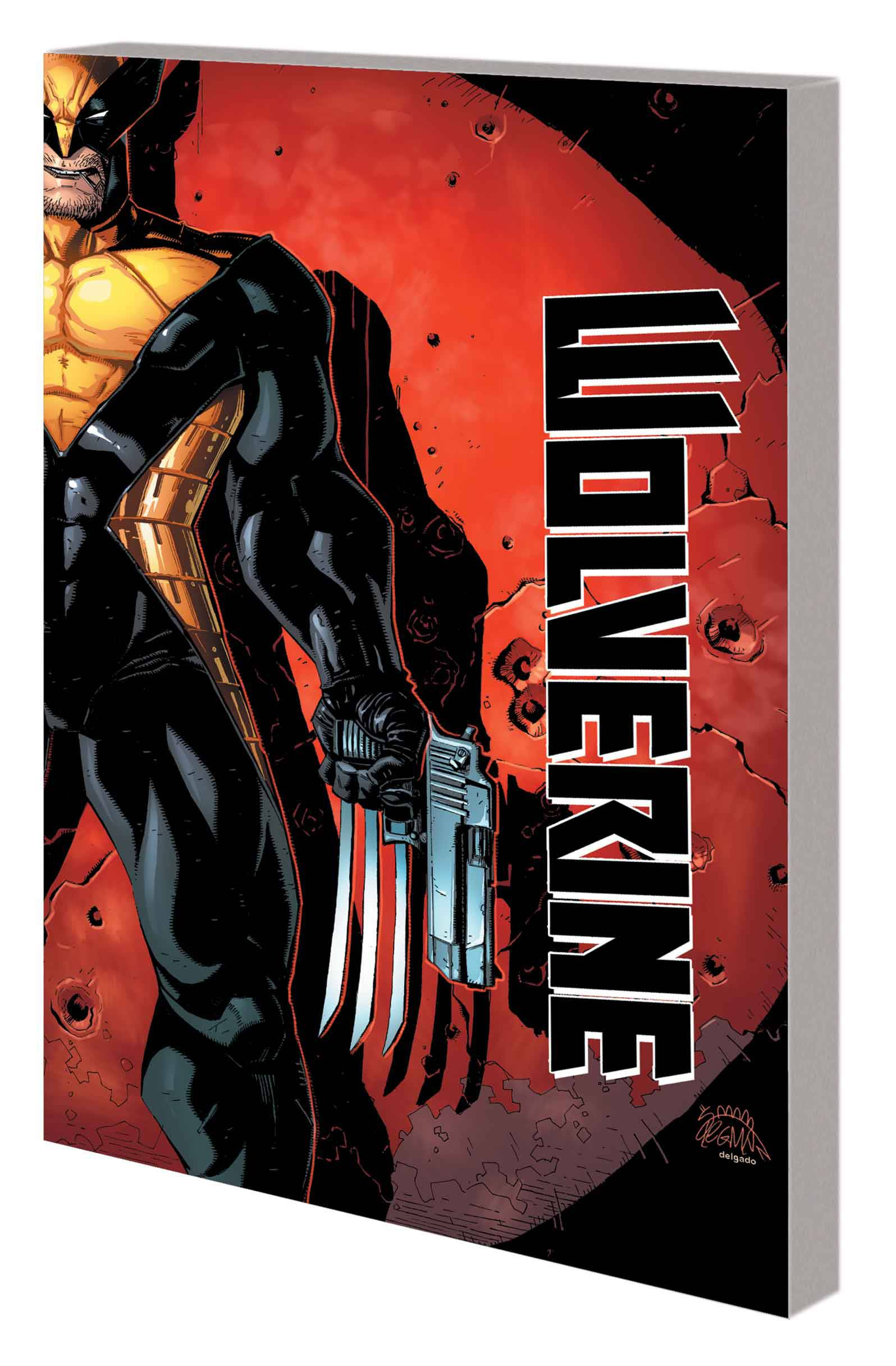 WOLVERINE TP BOOK 01 THREE MONTHS TO DIE