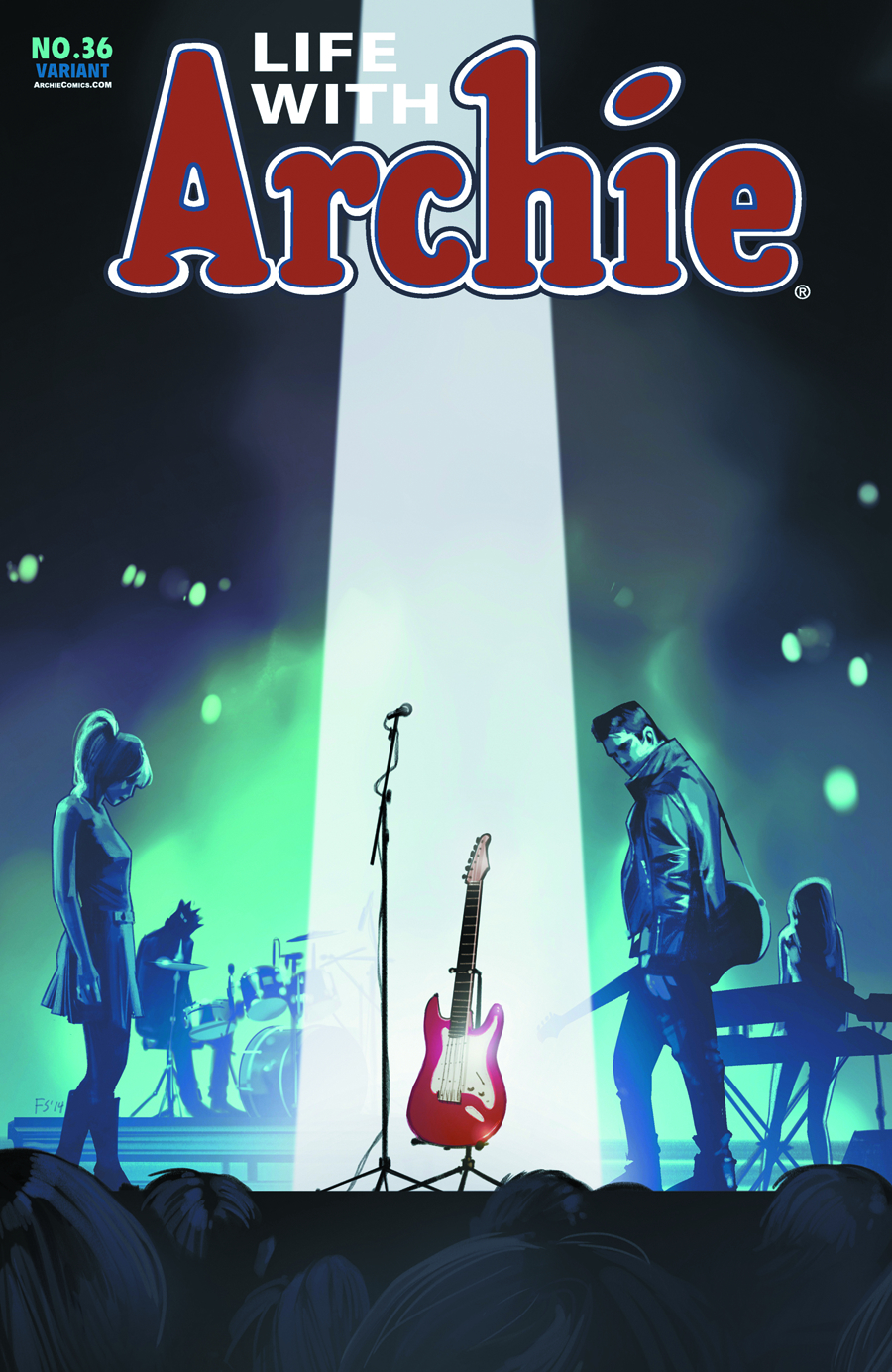 LIFE WITH ARCHIE COMIC #36 FIONA STAPLES CVR