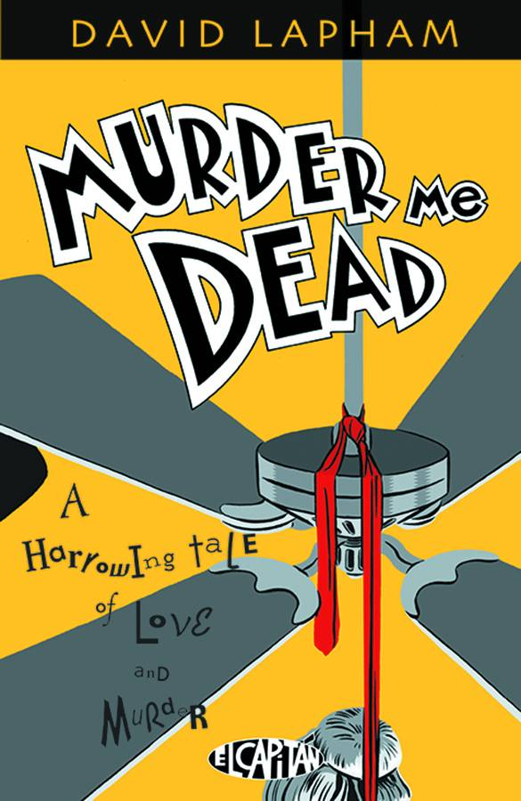 MURDER ME DEAD TP (MAY140634) (MR)