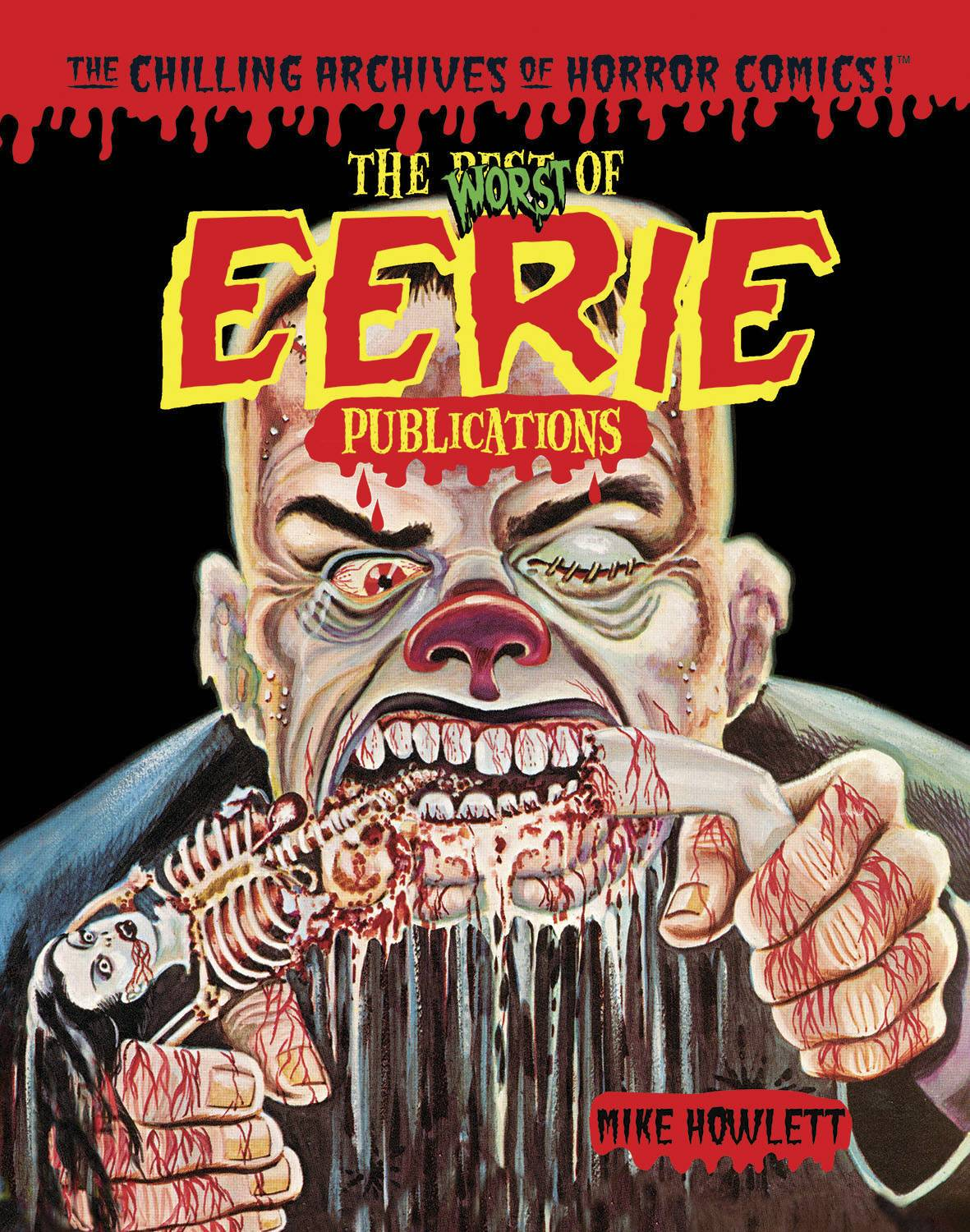 WORST OF EERIE PUBLICATIONS HC