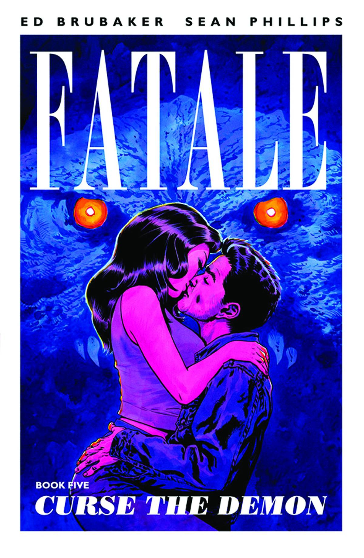FATALE TP VOL 05 CURSE THE DEMON (MR)