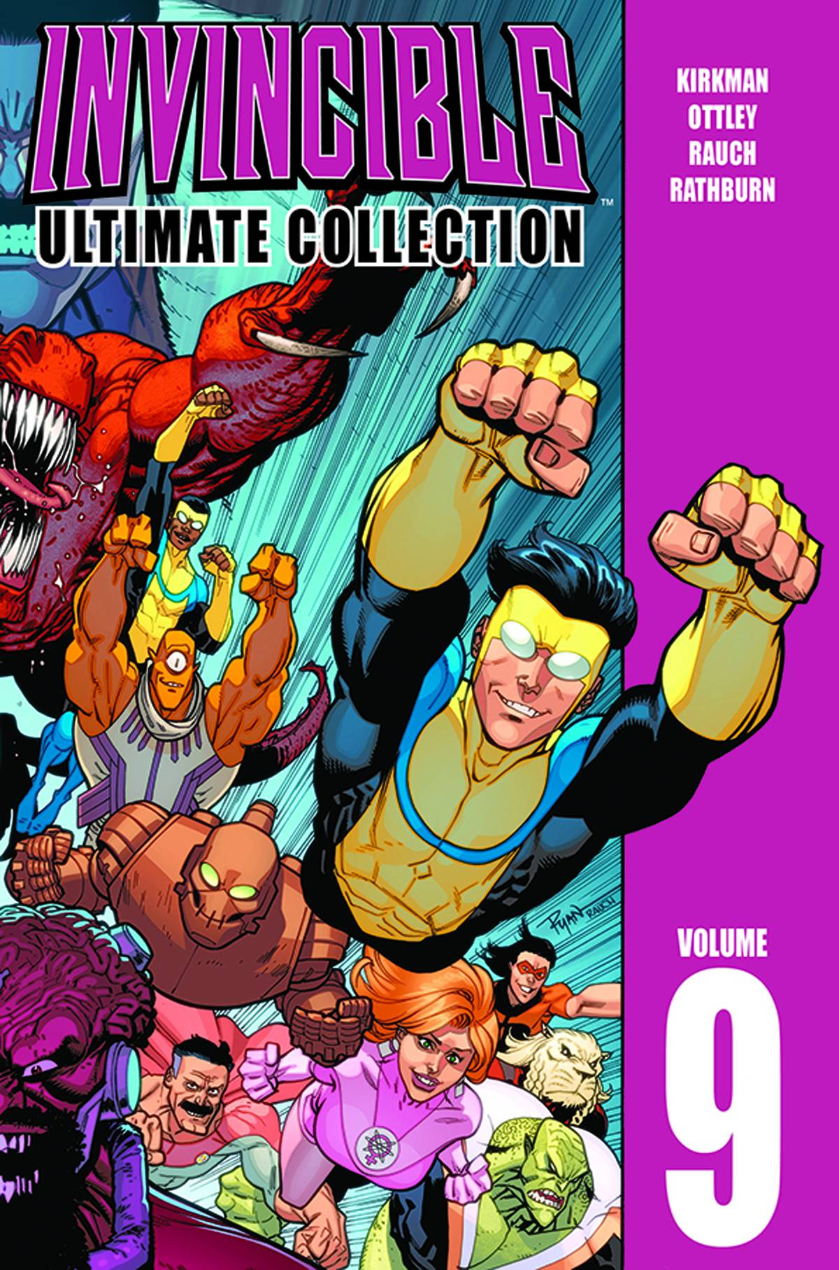 INVINCIBLE HC VOL 09 ULTIMATE COLL (JUN140506)