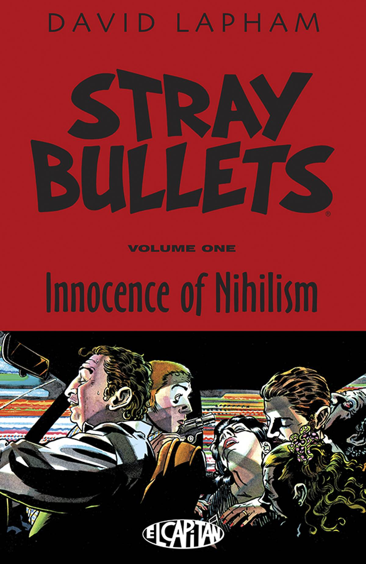 STRAY BULLETS TP VOL 01 INNOCENCE OF NIHILISM (MR)