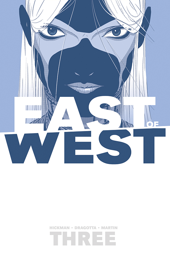 (USE JAN208015) EAST OF WEST TP VOL 03 THERE IS NO US