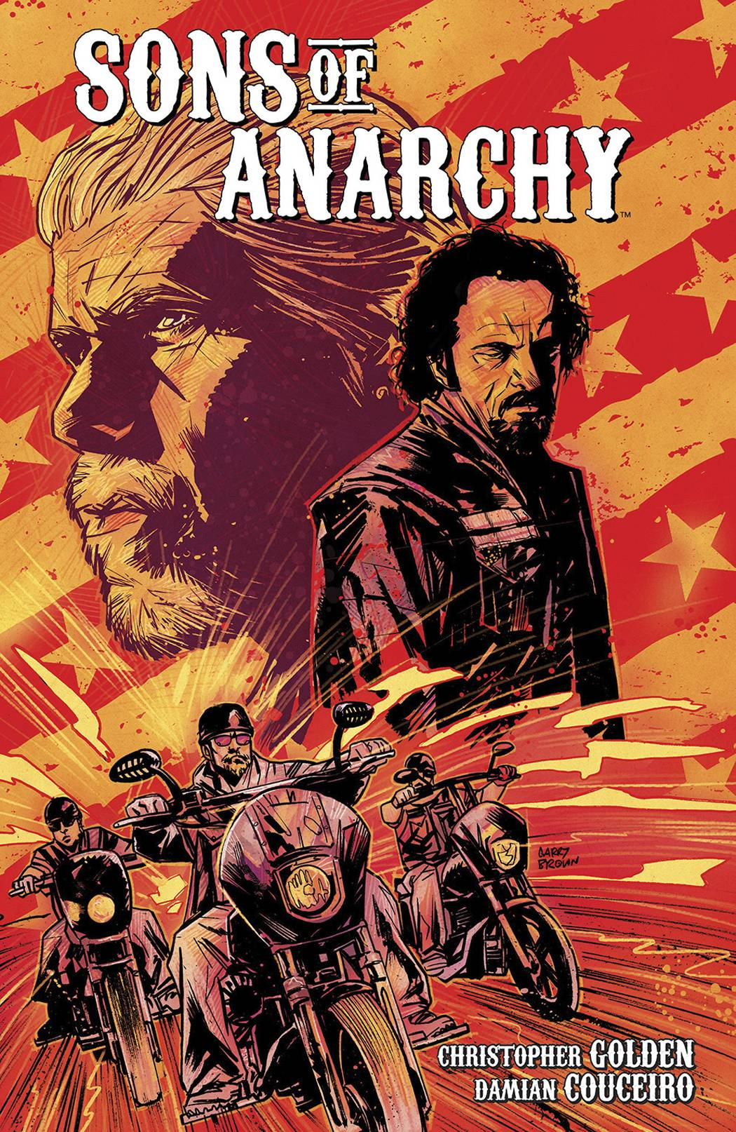 SONS OF ANARCHY TP VOL 01 (MR)