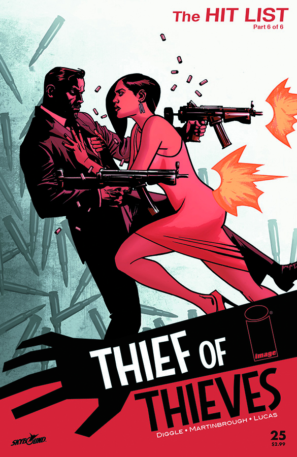 THIEF OF THIEVES #25 (MR)