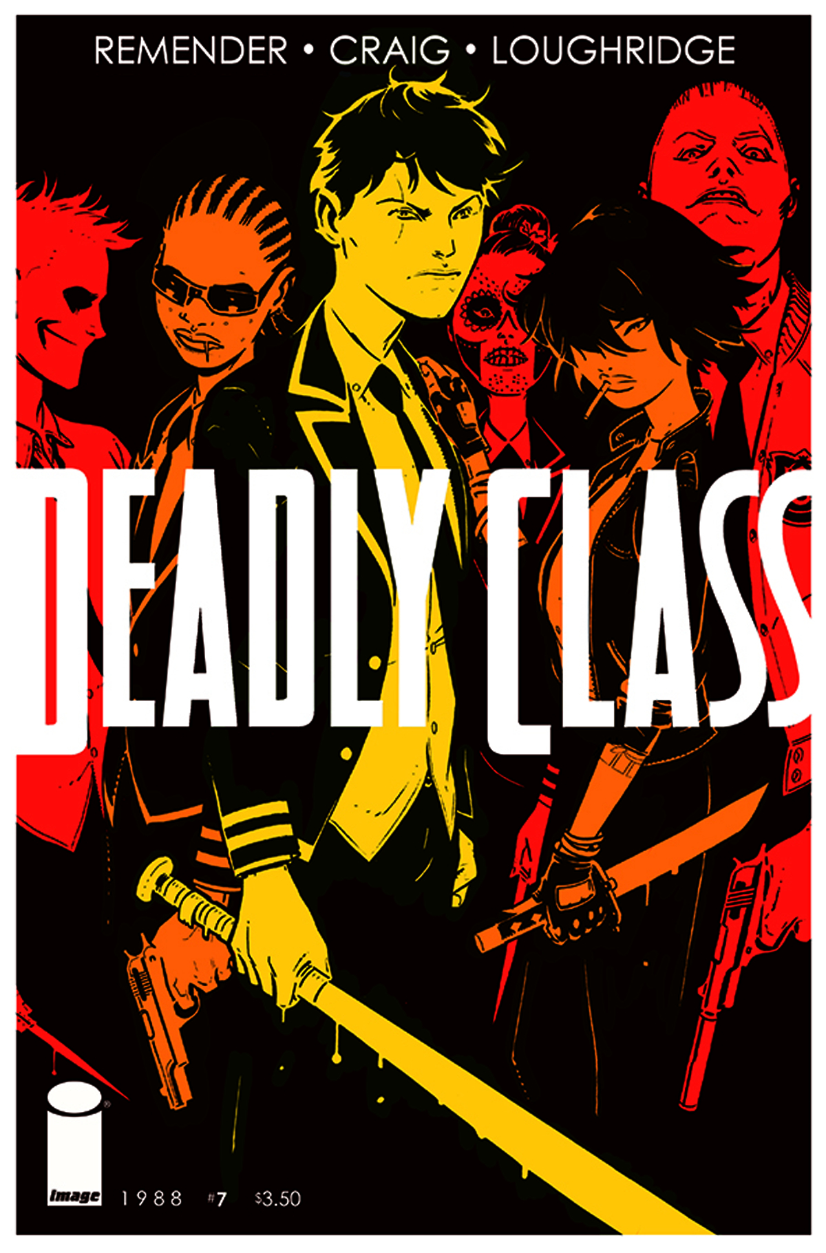 DEADLY CLASS #7 (MR)