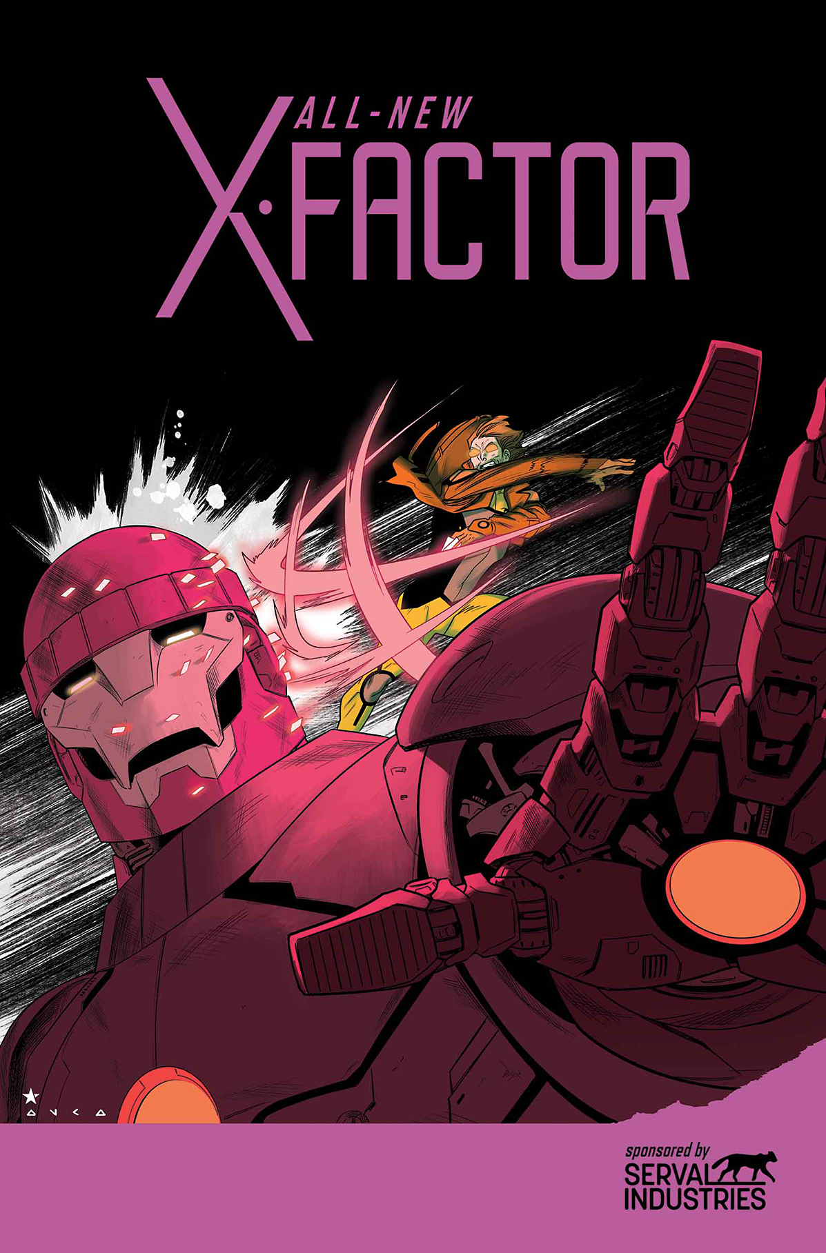 ALL NEW X-FACTOR #16 AXIS