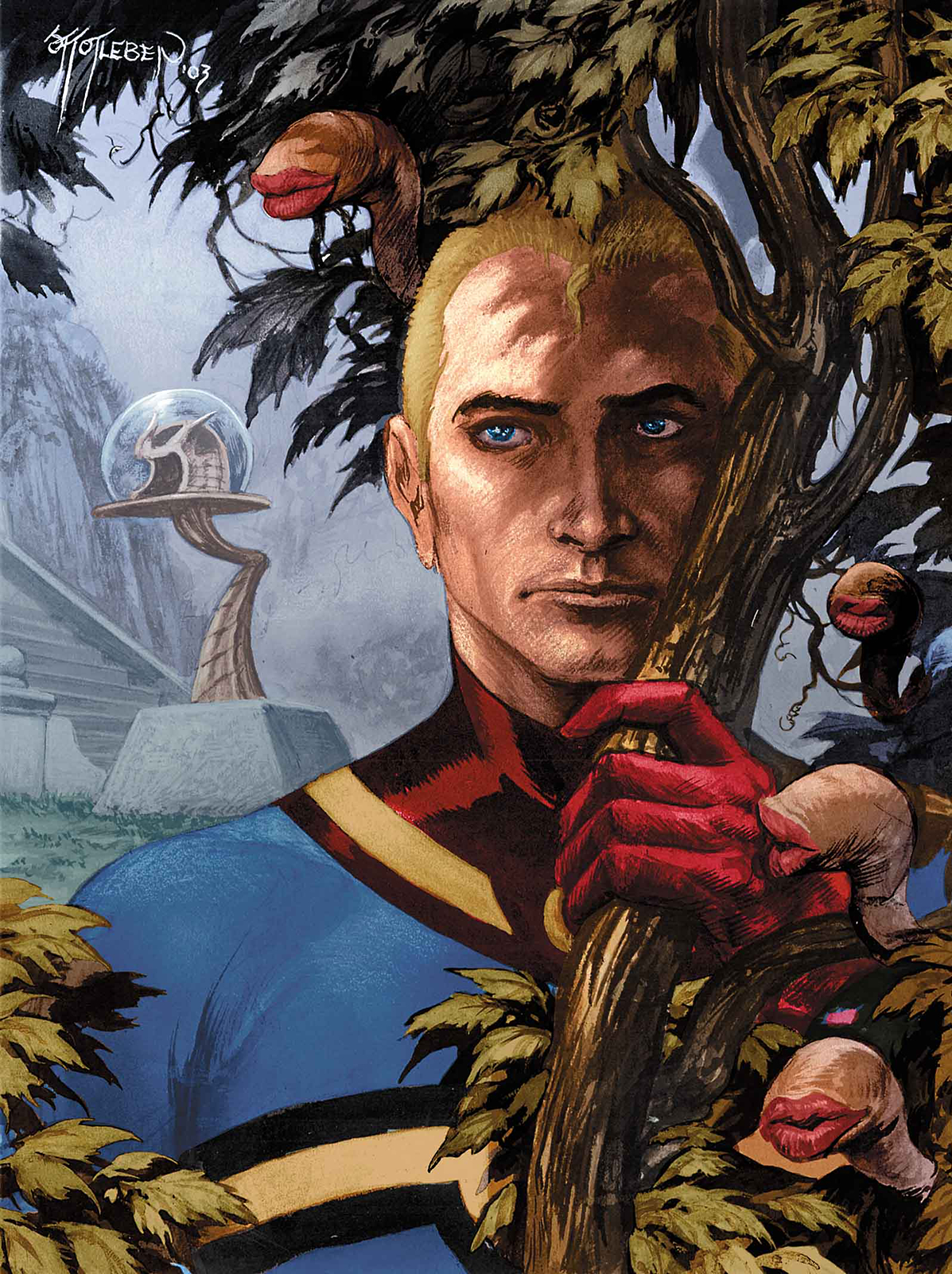 MIRACLEMAN #13 (MR)