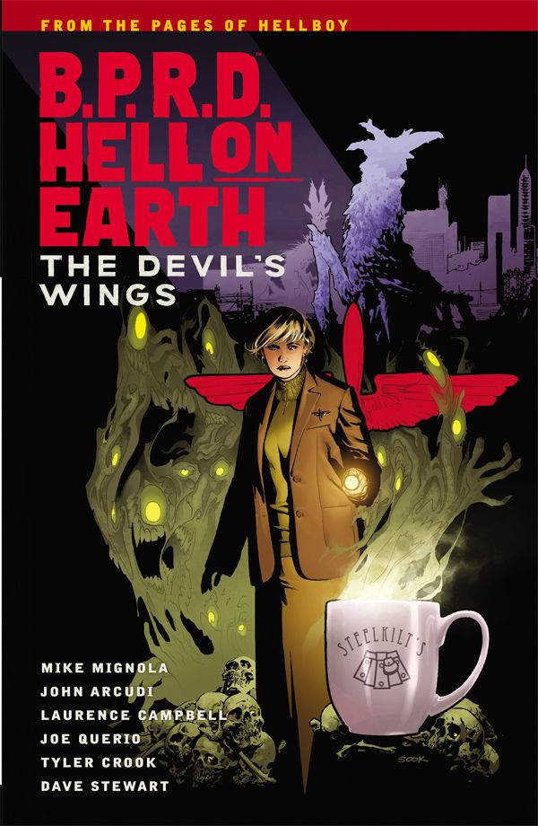 BPRD HELL ON EARTH TP VOL 10 DEVILS WINGS (OCT140012)