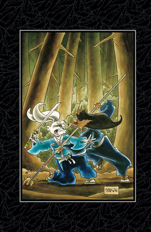 USAGI YOJIMBO SAGA LTD ED HC VOL 02