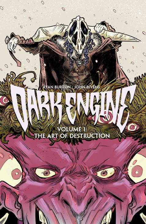 DARK ENGINE TP VOL 01 ART OF DESTRUCTION (MR)