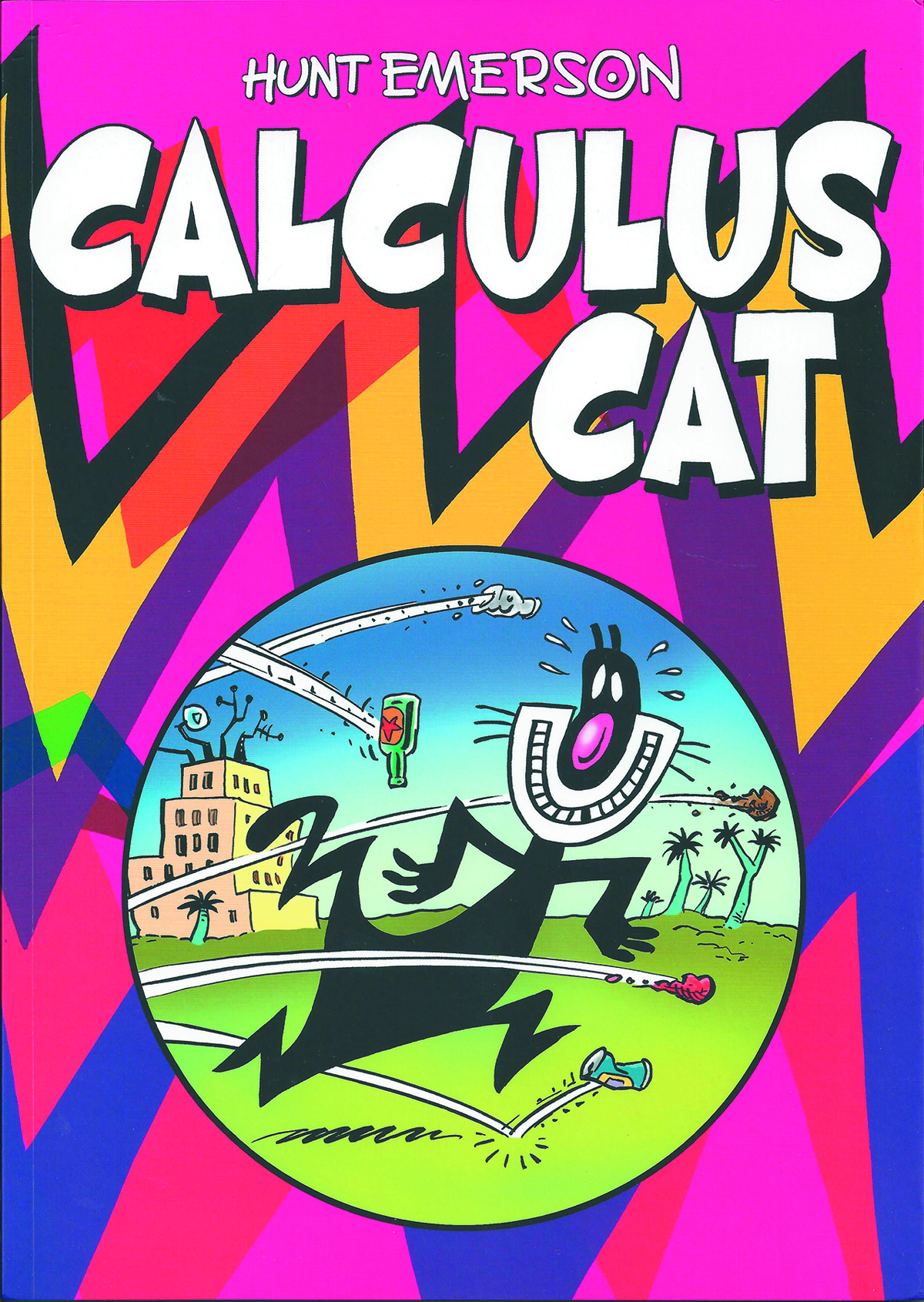CALCULUS CAT TP (KNOCKABOUT) (MR)