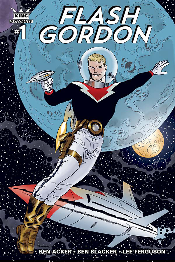 KING FLASH GORDON #1 (OF 4)