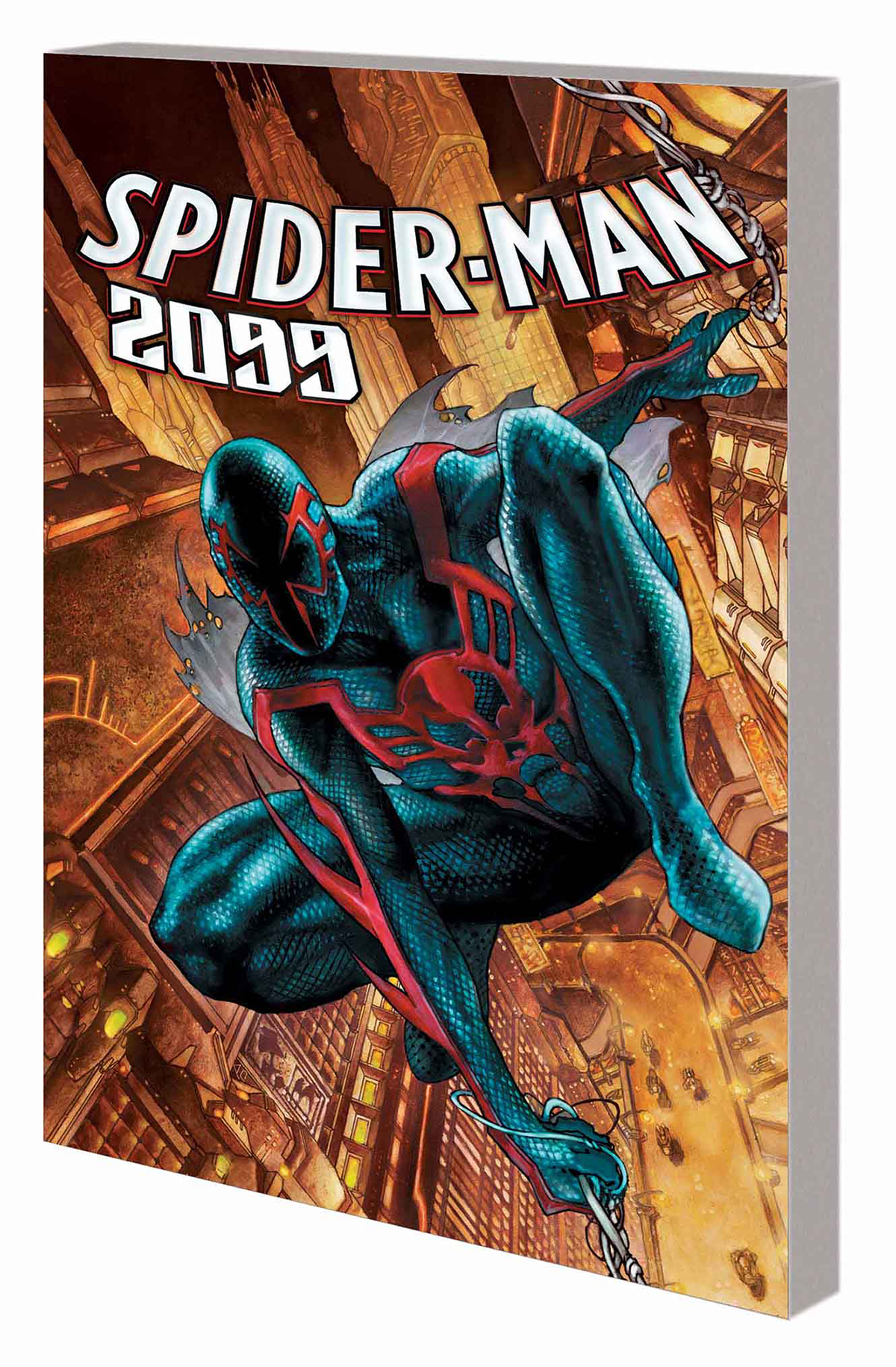 SPIDER-MAN 2099 TP VOL 01 OUT OF TIME