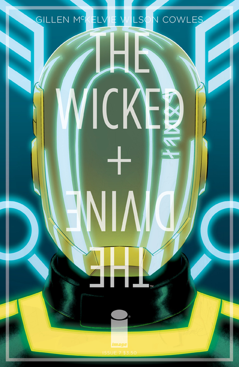 WICKED & DIVINE #7 (MR)
