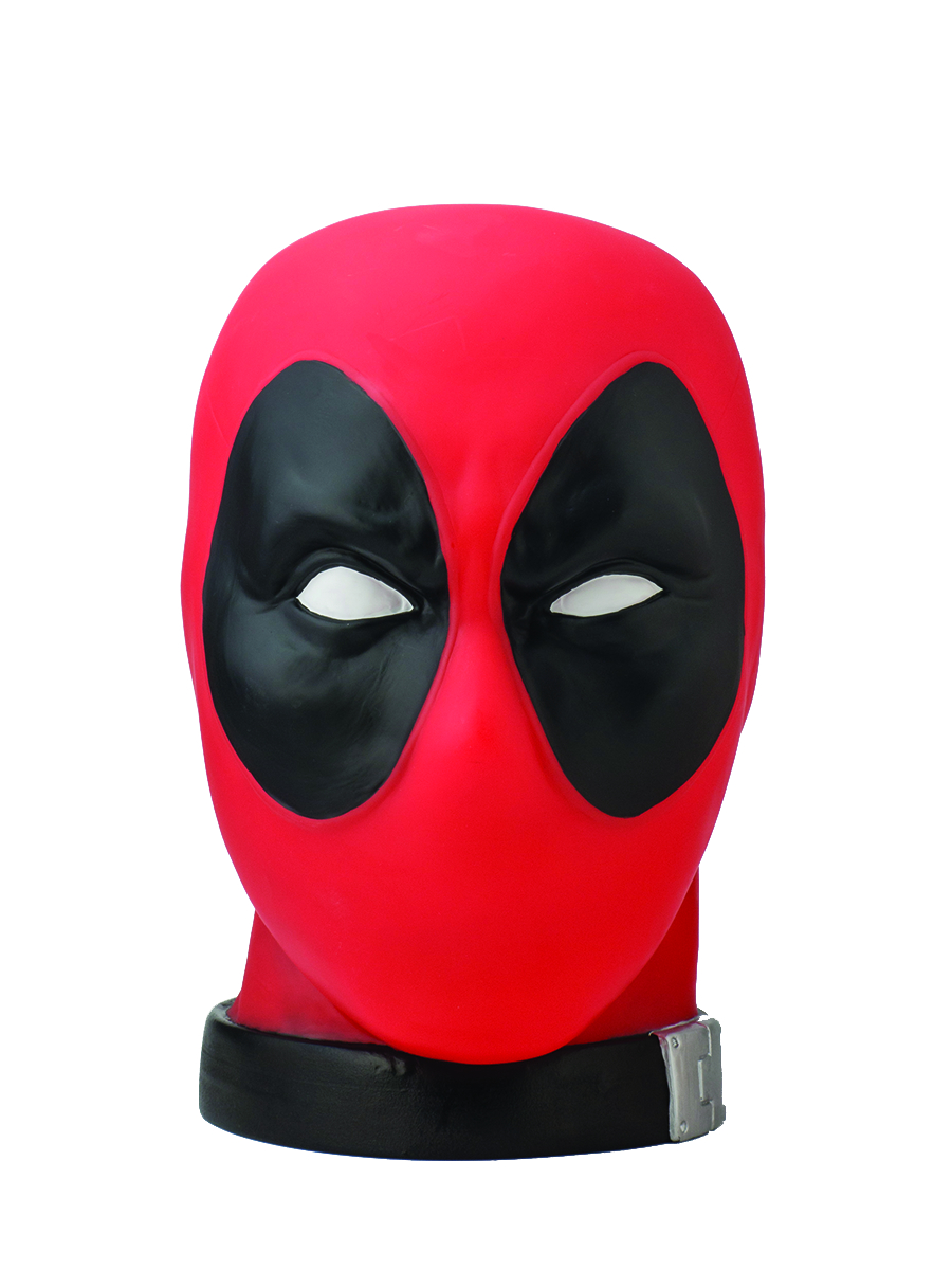 MARVEL HEROES DEADPOOL PX HEAD BANK