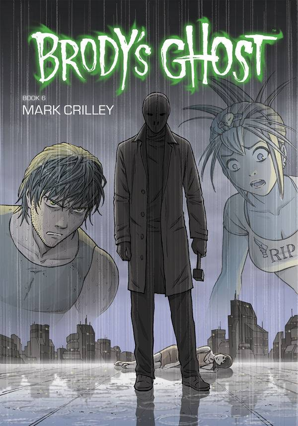 BRODYS GHOST TP VOL 06