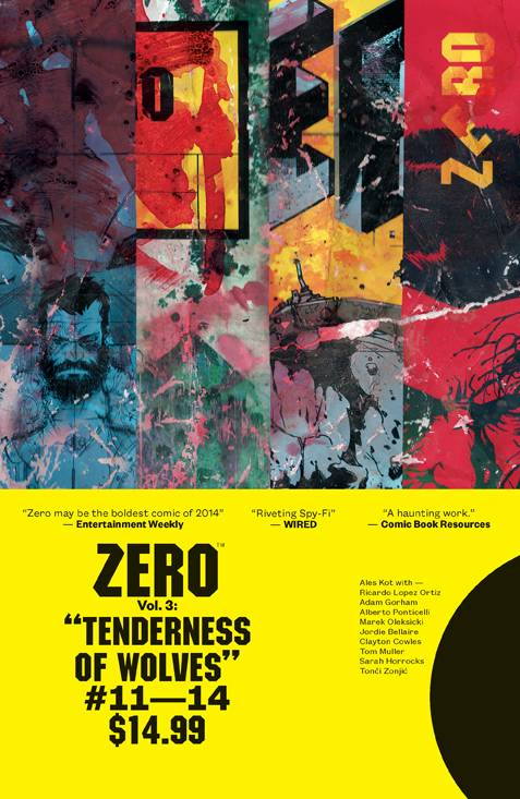 ZERO TP VOL 03 TENDERNESS OF WOLVES (MR)