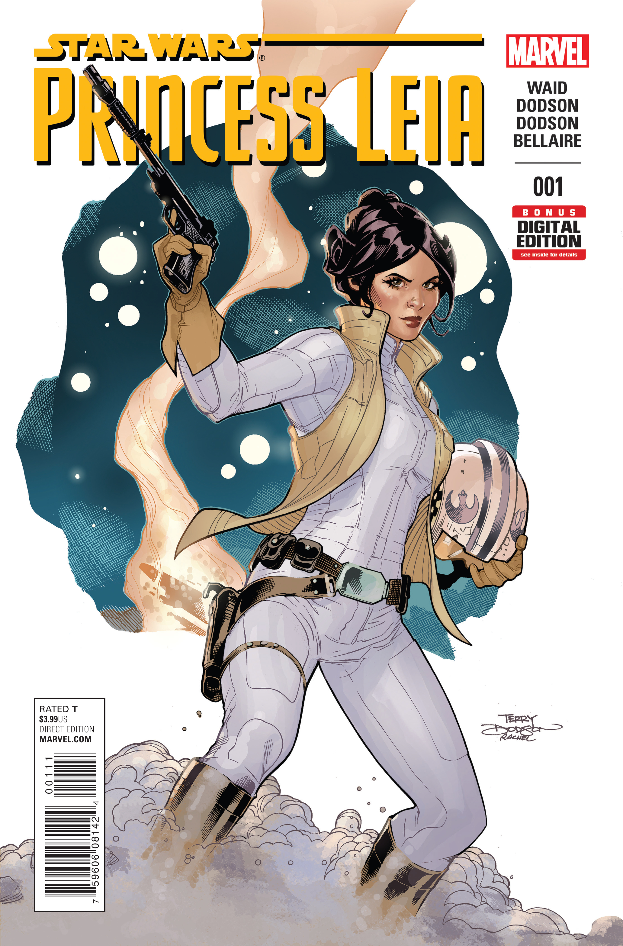 PRINCESS LEIA #1 (OF 5)