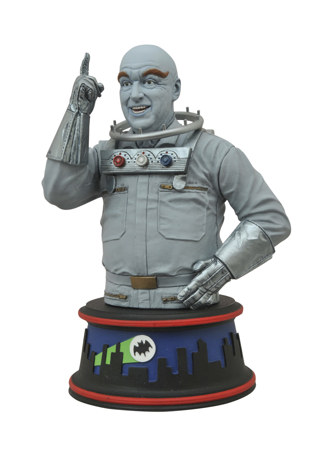 BATMAN 1966 MR FREEZE BUST