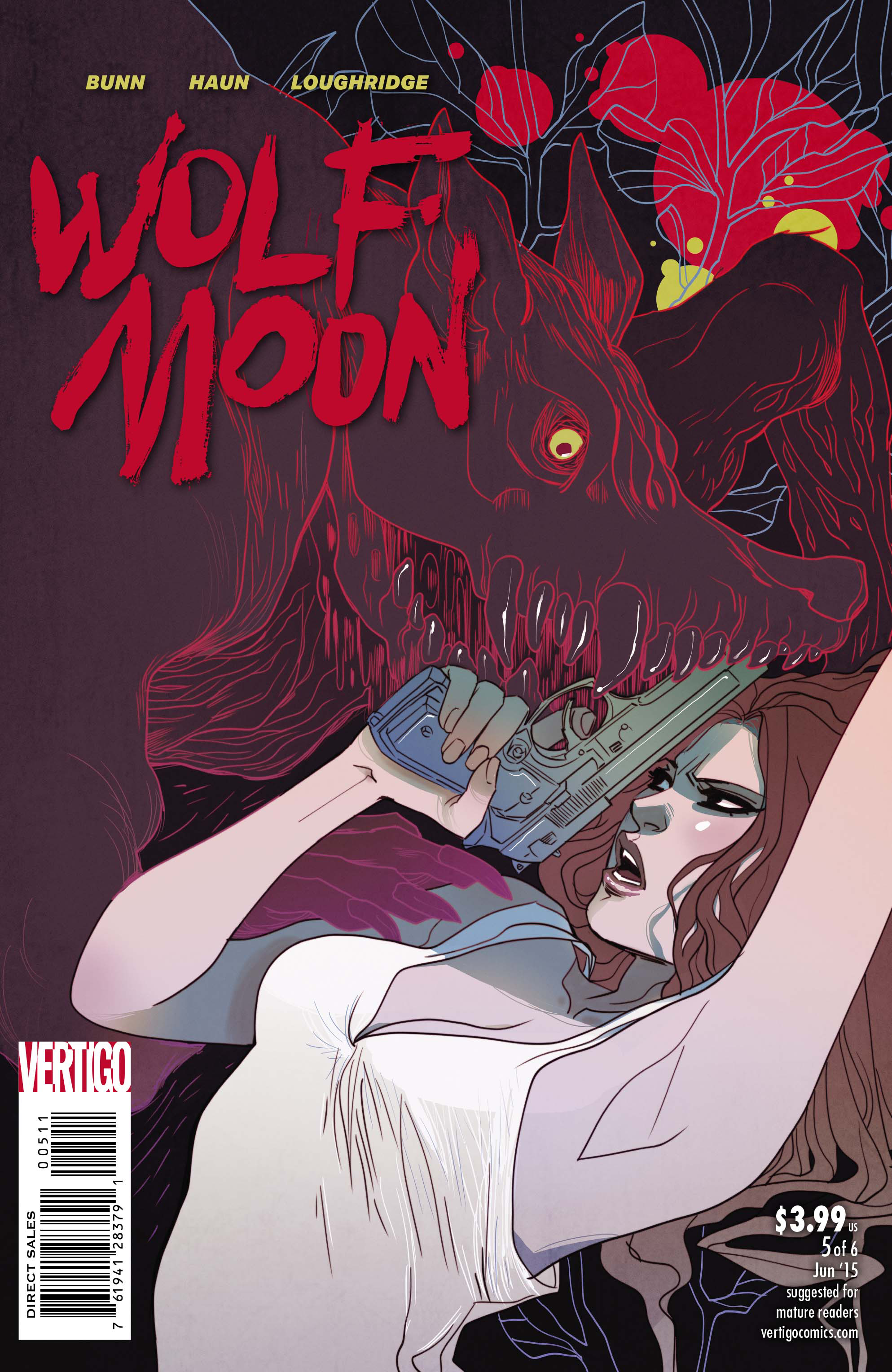 WOLF MOON #5 (OF 6) (MR)