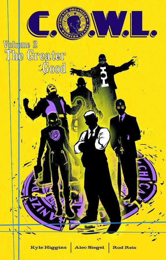 COWL TP VOL 02 THE GREATER GOOD (APR150574) (MR)