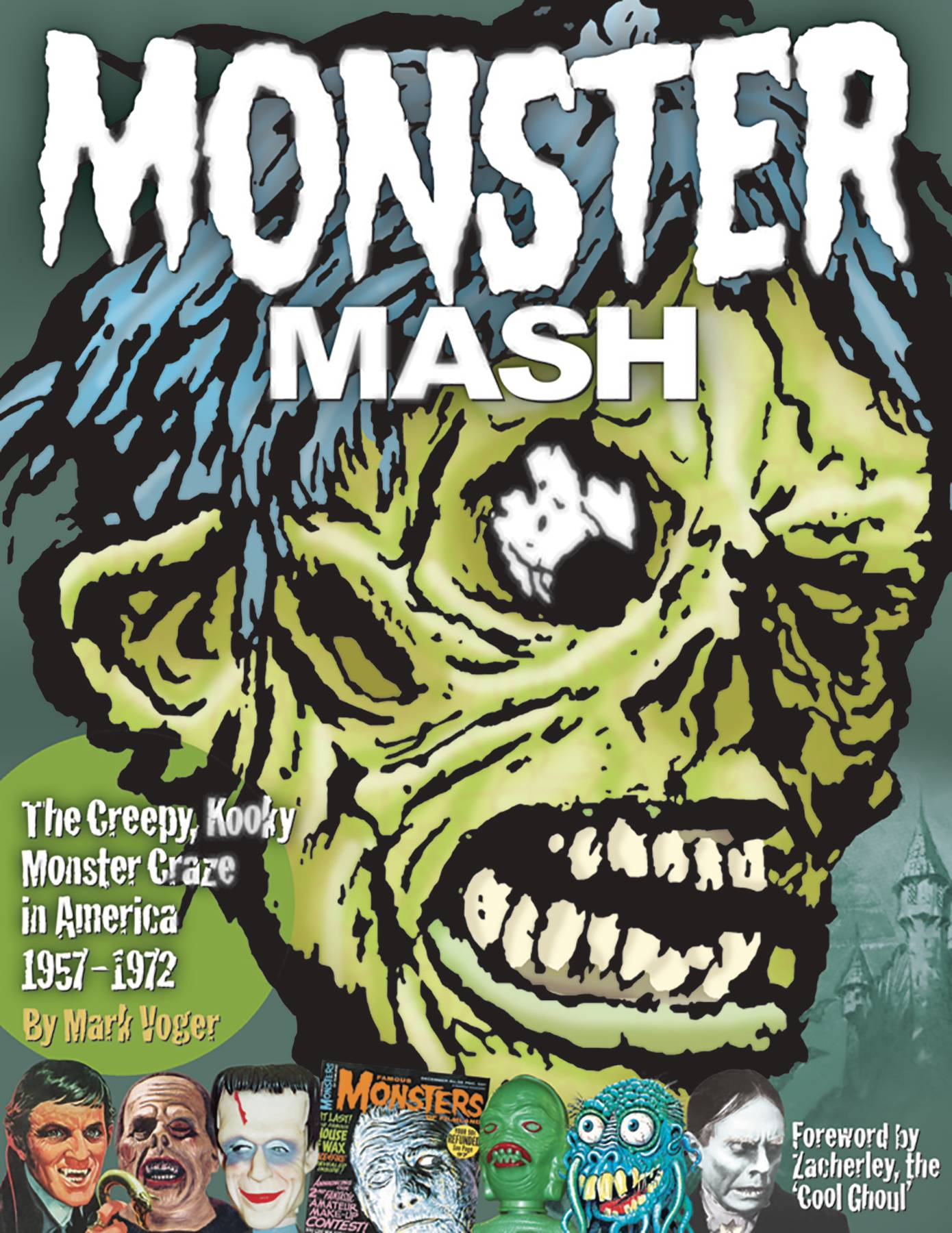 MONSTER MASH CRAZE IN AMERICA HC (MAR151564)