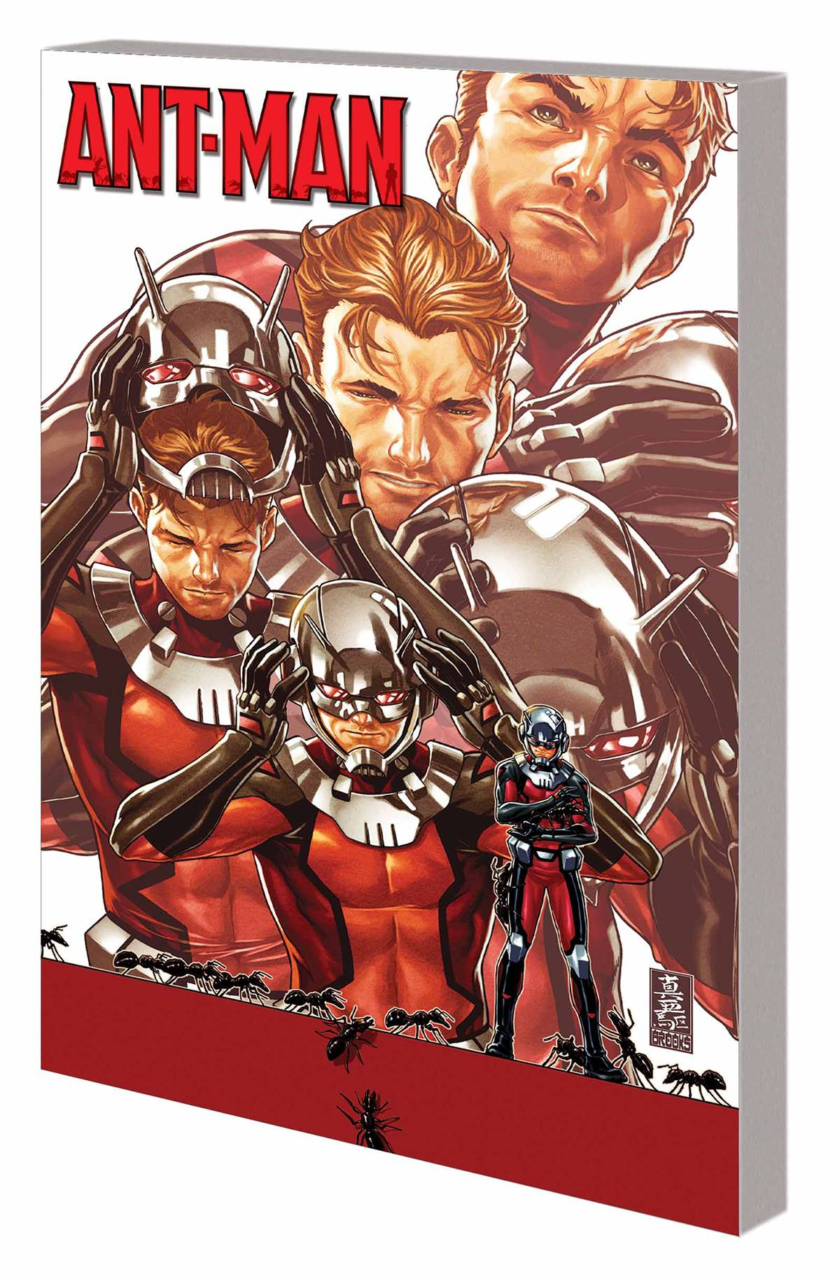 ANT-MAN TP VOL 01 SECOND CHANCE MAN