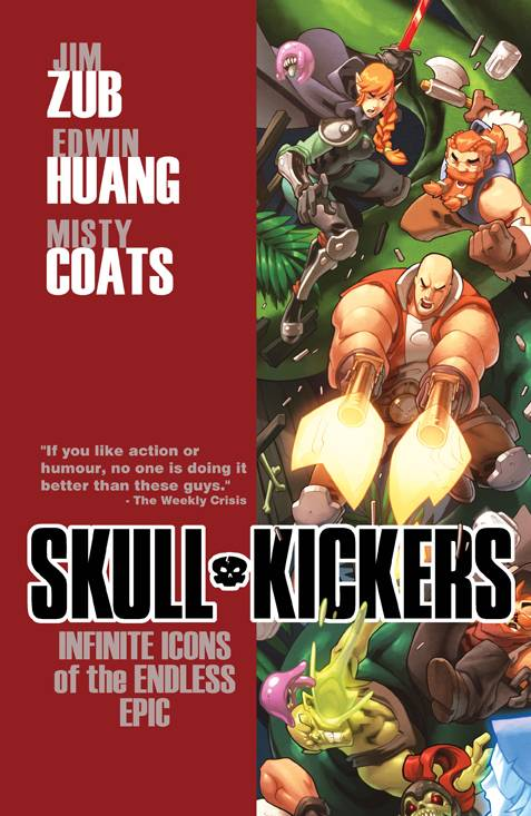 SKULLKICKERS TP VOL 06 INFINITE ICONS O/T ENDLESS EPIC (MAY1