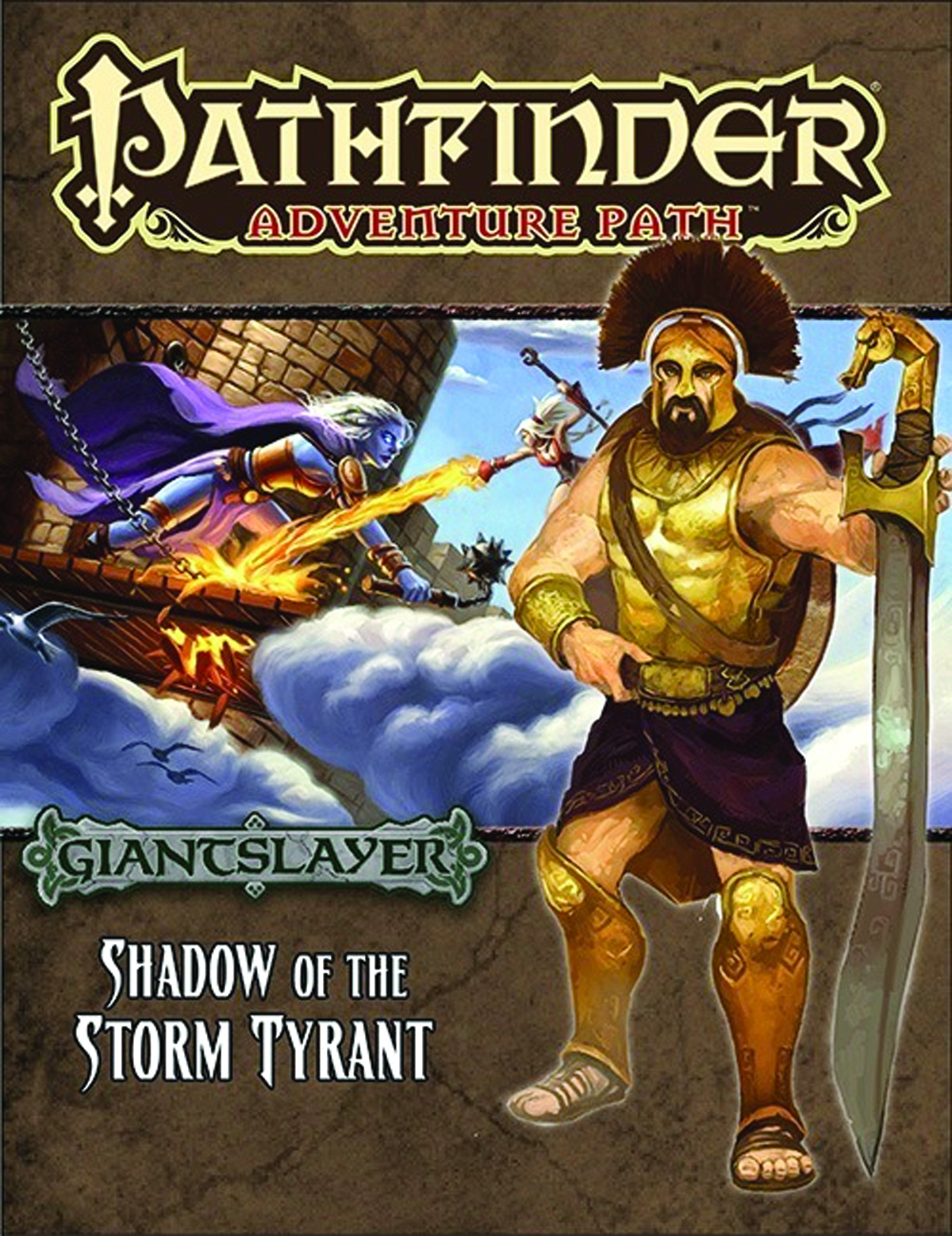 PATHFINDER ADV PATH GIANTSLAYER PT 6